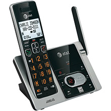 AT&T Cordless Answering System with Caller ID/Call Waiting (3-handset system)
