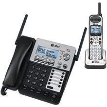 AT&T SynJ 4-Line Expandable Business Phone System