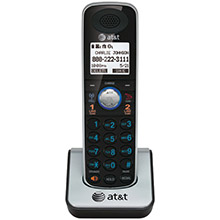 AT&T DECT 6.0 2-Line Corded/Cordless Phone System with Bluetooth (Additional handset)