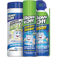 BLOW OFF Electronics Cleaning Kit