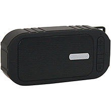 BILLBOARD Water-Resistant Bluetooth Speaker (Black)