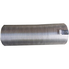 BUILDERS BEST Semi-Rigid Aluminum Duct, 8ft (10in dia)