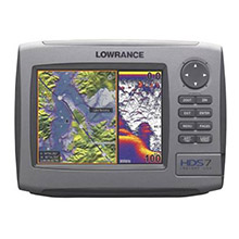 LOWRANCE HDS 7 Insight USA Multifunction with 50 and 200 kHz Transducer