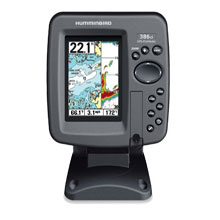 HUMMINBIRD 386ci Combo 35 inch Color 83 and 200KHz