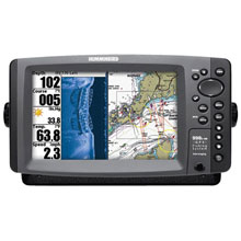 HUMMINBIRD 998c HD SI Combo