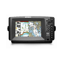 HUMMINBIRD 858c Combo with DualBeam Transducer