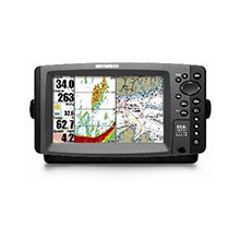 HUMMINBIRD 958c Combo NVB Bundle with Navionics and DualBeam Transducer