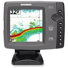 HUMMINBIRD 778cx International Fishfinder with TM Transducer
