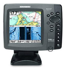 HUMMINBIRD 798ci HD SI Combo Side Imaging