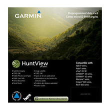 GARMIN HuntView Maps Georgia
