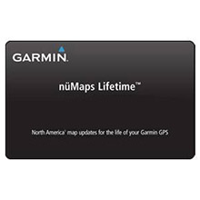 GARMIN NuMaps Lifetime North America