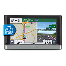 GARMIN Nuvi 2558LMTHD 5 inch HD Traffic NOH