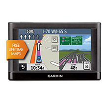 GARMIN Nuvi 44LM 49 states and Canada