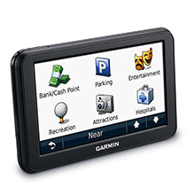 GARMIN Nuvi 40 49 states and Canada
