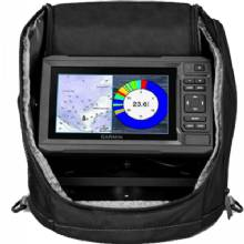 GARMIN EchoMap plus 63cv Ice Bundle w/GT8HW Transducer