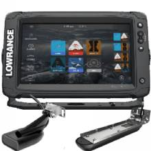LOWRANCE Elite-9 TI2 US Inland M/H Skimmer plus 2in1 active imaging