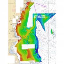 CMOR MAPPING GMAI001S Gulf of Maine Simrad