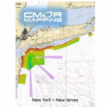CMOR MAPPING NYNJ001R New York New Jersey Raymarine