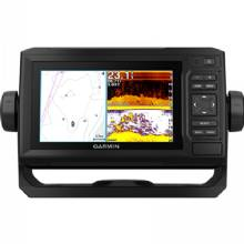 GARMIN EchoMap plus 65cv Canada Lakes g3 and GT22 Transducer