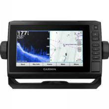 GARMIN EchoMap plus 75cv Canada Lakes g3 and GT22 Transducer