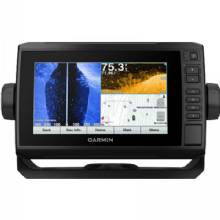 GARMIN EchoMap plus 75sv Canada Lakes g3 and GT52 Transducer
