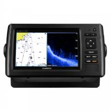 GARMIN echoMAP CHIRP 74cv with CV23M-TM Transducer and coastal maps Remanufactured