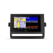 GARMIN GPSMAP 742xs plus with BlueChart and LakeVu g3 maps