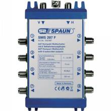 KVH Active multiswitch, 8 output, spaun