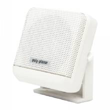 PolyPlanar External speaker, 4.6inch  bracket, white