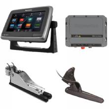 RAYMARINE Mfd/down/sidevision a78 system pack