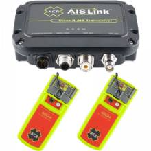 ACR Electronics Aislink bundle- 2 beacons, class b rcvr.