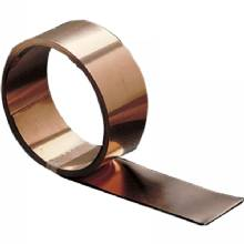 NEWMAR Copper ground strap, 2inch x 50ft