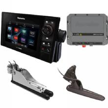 RAYMARINE Mfd/down/sidevision es98 system pack