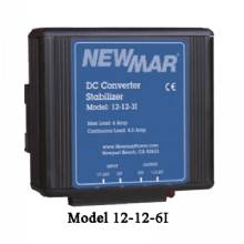 NEWMAR Power stabilizer, 10-16v in, 12v out, 6a