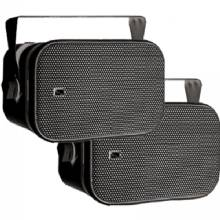 POLY-PLANAR 5x7.5inch box speaker black 50 watt