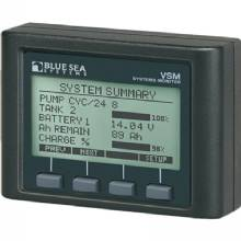BLUE SEA Vessel syst. monitor vsm 422, clamshell