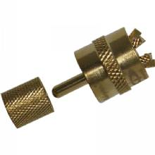 SHAKESPEARE Centerpin pl-259 connector