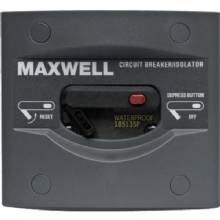 Maxwell 80a breaker on/off panel (500 series)