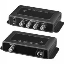 SPECO 1 in 4 out video distribution amp