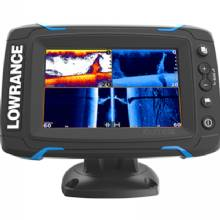 LOWRANCE Elite-5 Ti Touch Insight Pro with TotalScan Transducer