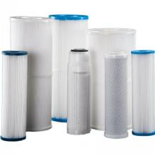 BLUE WATER DESALINATION commercial pfe 5 micron filter element