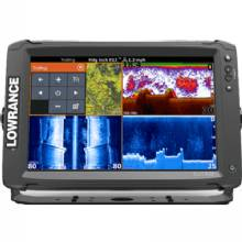 LOWRANCE Elite-12 Ti, Mid/High/LSS HD