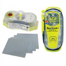 ACR ELECTRONICS PLB Rescue Kit - ResQLink plus, HemiLight3 Special Edition Self-Adhesive Tape