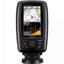 GARMIN echoMAP CHIRP 45cv with ClearVu Transducer and LakeVu HD maps for Canada