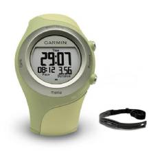 GARMIN Forerunner 405 Green with Heart Rate Monitor and without USB ANT stick