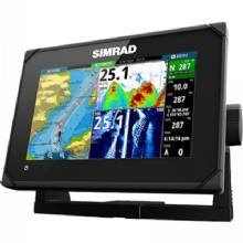 SIMRAD GO7 XSE, Navionics plus US/Can., No Transducer
