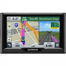GARMIN GPS-Auto nuvi 68LMT, 6 US plus Can REFURB