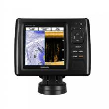 GARMIN echoMAP 53CV - Preloaded W/US Lakes - Transom Mount Transducer