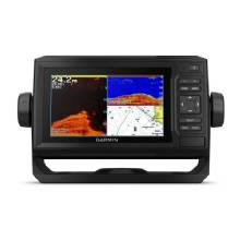 GARMIN echoMAP Plus 62CV Basemap without Transducer