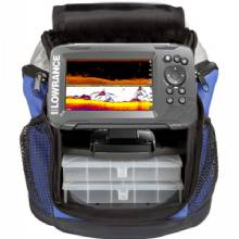 LOWRANCE HOOK2-5 SplitShot Ice Machine